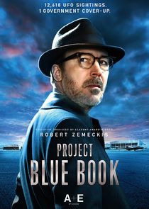 Project Blue Book small logo