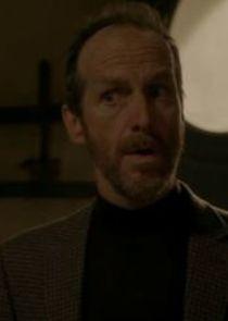 Dr. Elias Cunningham / Actor William Van Henderson