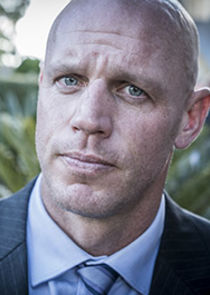 Paul de Gelder Corporal Travis Davis