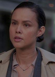 FBI Special Agent Ingrid Lee