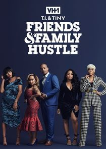 T.I. & Tiny: Friends & Family Hustle small logo