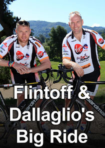Flintoff & Dallaglio's Big Ride