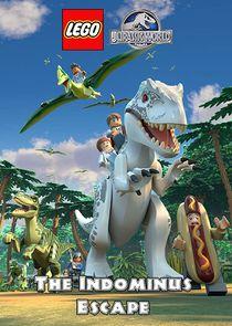 Watch Series - LEGO Jurassic World: The Indominus Escape