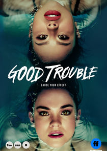 Good Trouble small logo