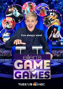 Ellen's Game of Games small logo