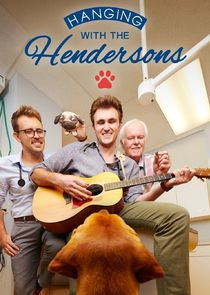 Hanging with the Hendersons small logo