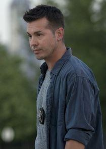 Vice Detective Antonio Dawson