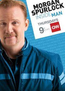 Morgan Spurlock: Inside Man
