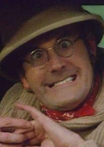 John Cleese Lacrobat (The Devil)