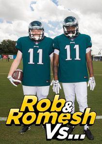 Rob and Romesh Vs...