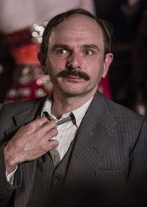 Jack Deam Inspector Mallory