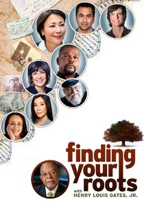 Finding Your Roots with Henry Louis Gates Jr. cover
