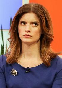 Kate McCartney Co-Host