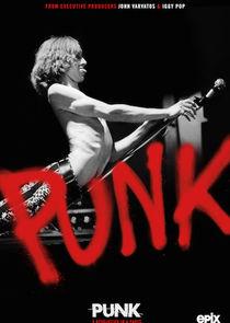 Punk small logo