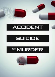 Accident, Suicide or Murder small logo