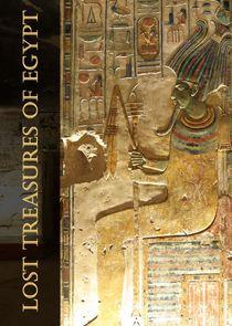 Lost Treasures of Egypt small logo