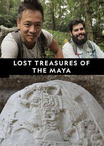 Lost Treasures of the Maya small logo