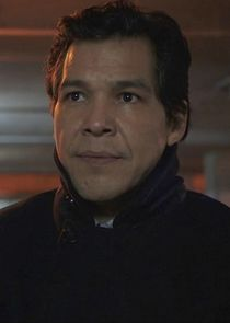 Nathaniel Arcand Special Agent Clinton Skye