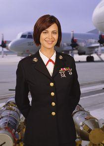 "Lieutenant Colonel Sarah ""Mac"" MacKenzie, USMC"