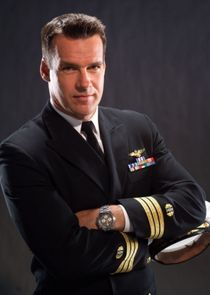 "Captain Harmon ""Harm"" Rabb Jr., USN"