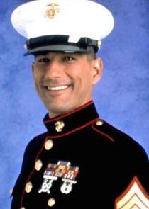 Gunnery Sergeant Victor Galindez, USMC