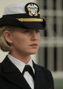 """Lieutenant, Junior Grade Megan """"Meg"""" Austin, USN"""