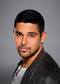 """Special Agent Nicholas """"Nick"""" Torres"""