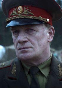 Colonel General Pikalov