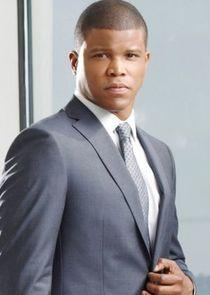 Sharif Atkins FBI Agent Clinton Jones