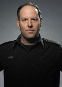 Matt Gordon Sergeant Oliver Shaw