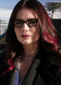 Agent Victoria Hand