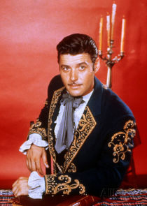 Guy Williams Don Diego de la Vega