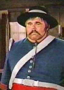 Henry Calvin Sgt. Demetrio Lopez Garcia