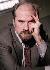 Ted Levine Dr. Robert Banger