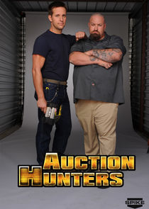 To hunters auction happened what Auction Hunters
