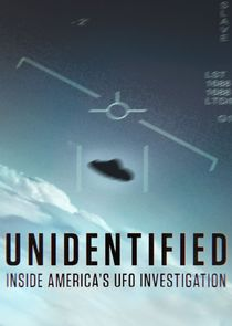 Unidentified: Inside America's UFO Investigation small logo
