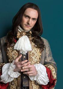 George Blagden Louis XIV