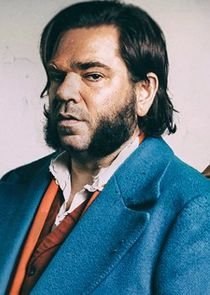 Matt Berry Detective Inspector Rabbit