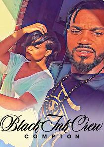 Black Ink Crew: Compton small logo