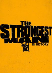 The Strongest Man in History small logo