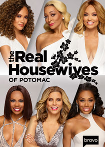 The Real Housewives of Potomac cover