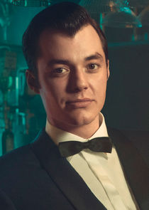 Jack Bannon Alfred Pennyworth