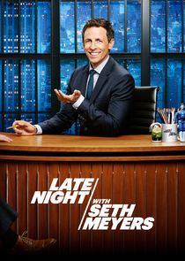 Watch Series - Late Night with Seth Meyers