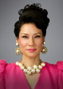 Lucy Liu Simone Grove
