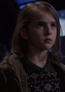 Robin Hinton (age 7)