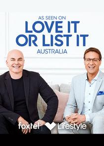 Watch Series - Love It or List It Australia