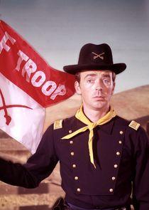 Ken Berry Capt. Wilton Parmenter