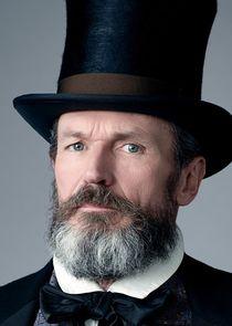 Toby Huss Mr. Dickinson