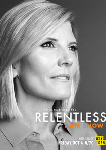 Relentless with Kate Snow small logo