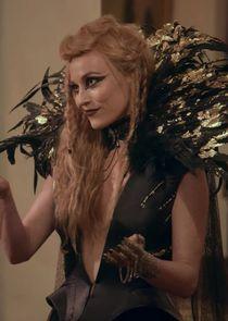 Eva Augustina The Sorceress